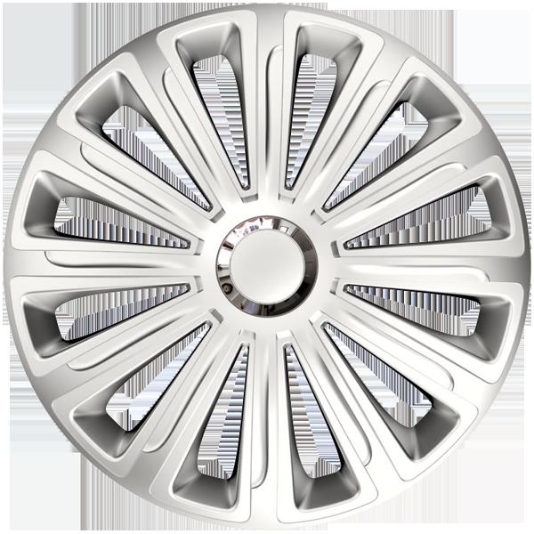 """Dísztárcsa 13"""" Trend Ring Chrome Silver"""