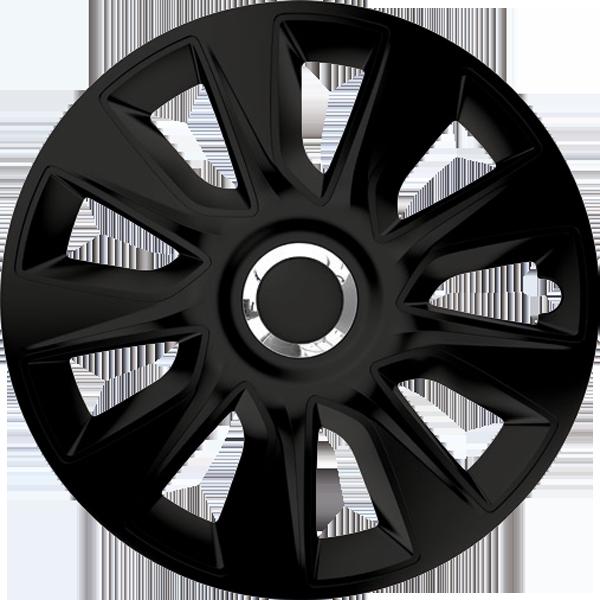 """Dísztárcsa 13"""" Stratos Ring Chrome Black"""