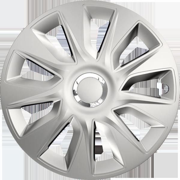 """Dísztárcsa 13"""" Stratos Ring Chrome Silver"""