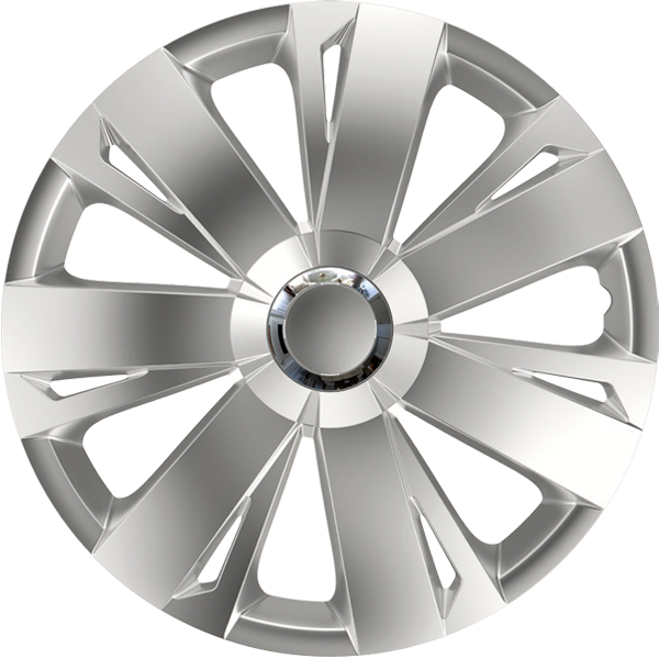 """Dísztárcsa 13"""" Energy Ring Chrome Silver"""