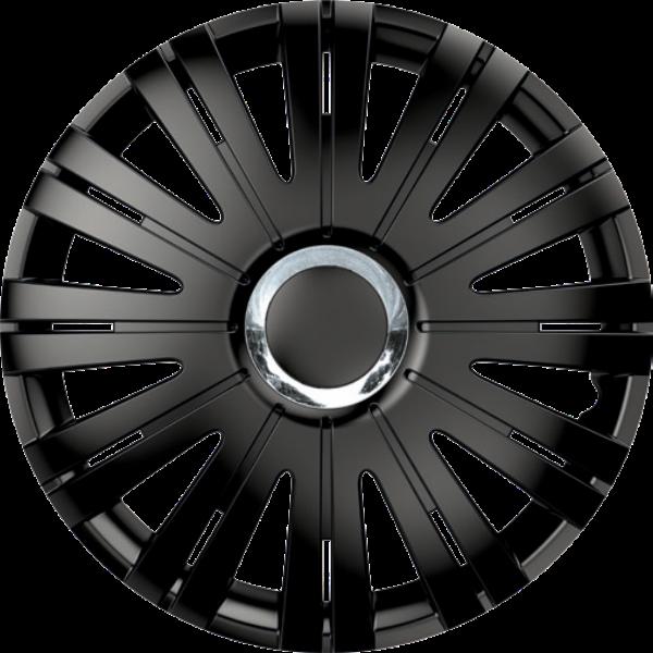 """Dísztárcsa 13"""" Active Ring Chrome Black (KC)"""