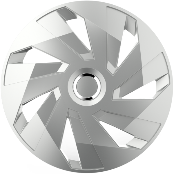 "Dísztárcsa 13"" Vector Ring Chrome Silver"