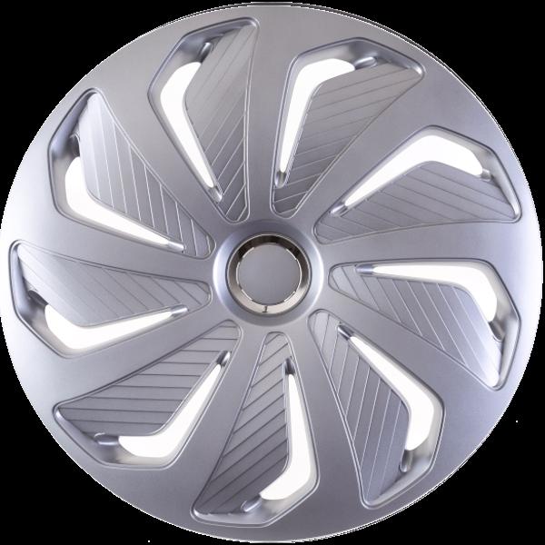 """Dísztárcsa 13"""" Wind Ring Chrome Silver"""