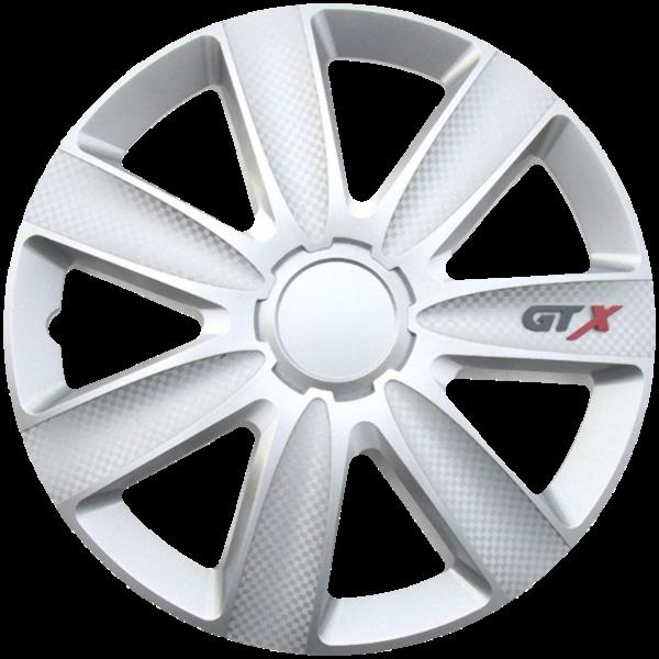 """Dísztárcsa 14"""" GTX Carbon White"""
