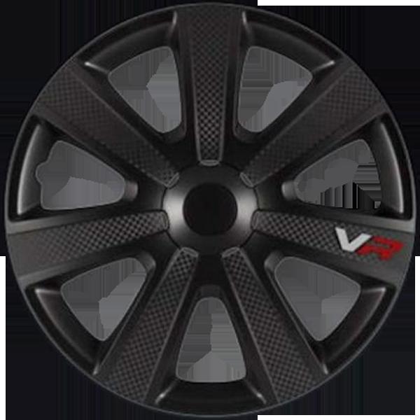 """Dísztárcsa 13"""" VR Carbon Black"""