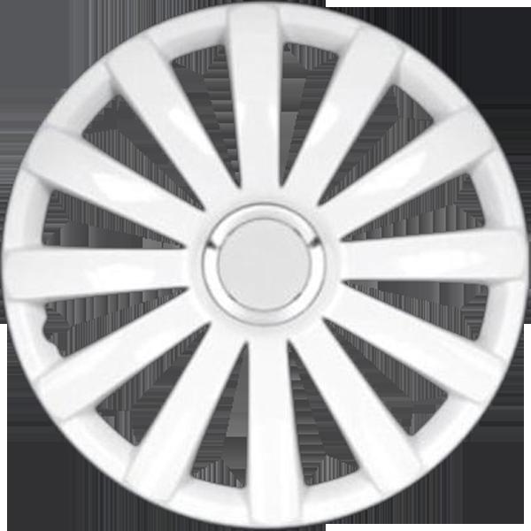 """Dísztárcsa 13"""" Spyder Pro White"""