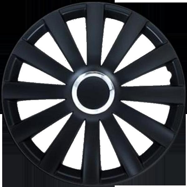 """Dísztárcsa 13"""" Spyder Pro Black"""
