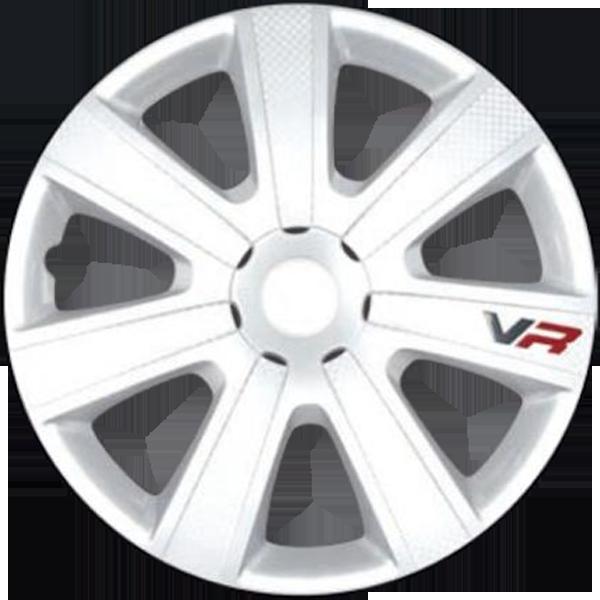 """Dísztárcsa 13"""" VR Carbon White"""