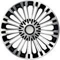 Dísztárcsa 17 Volante Silver & Black (KC)