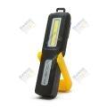 Akkumulátoros szerelőlámpa, COB LED-es kicsi