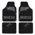 Szőnyeg szürke 65x47, 30x40, Sparco