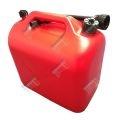 Üzemanyagkanna, műanyag, 20l, piros (CC61600, 2620RE-X-2-1000)